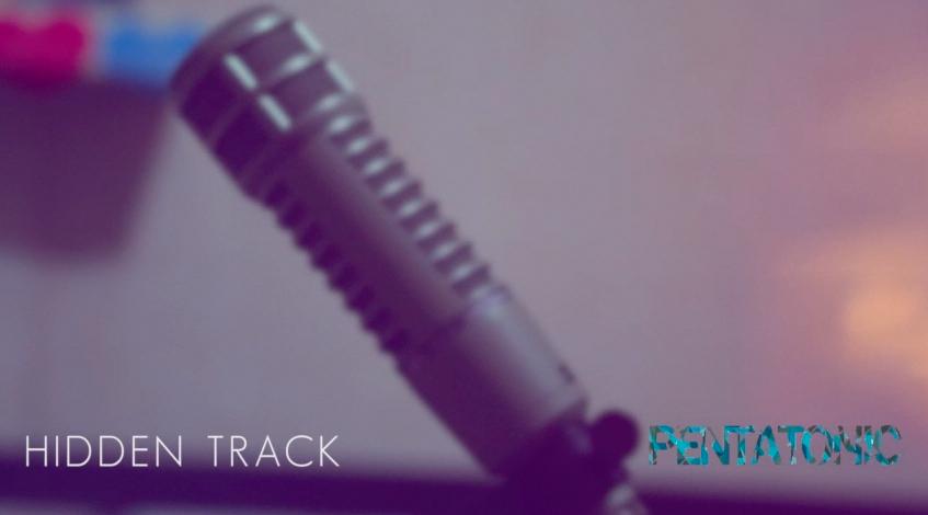 pentatonic新单曲hidden track封面