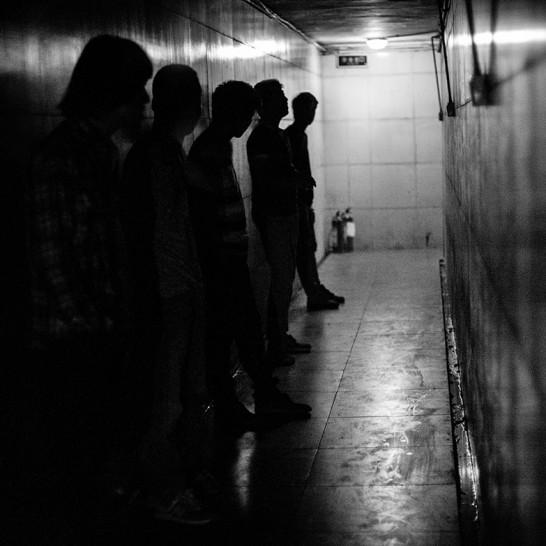 pentatonic乐队 摄影:Muto