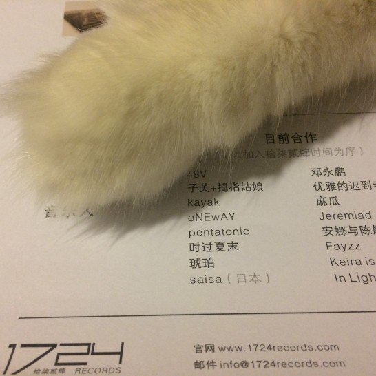 拾柒贰肆11周年纪念海报