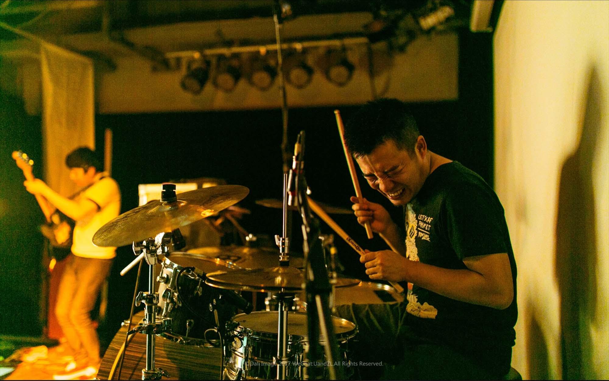 琥珀,1121,杭州酒球会。摄影:Dali
