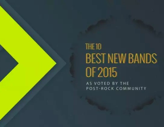 逆耳获得POST-ROCK COMMUNITY年度最佳乐队第五名
