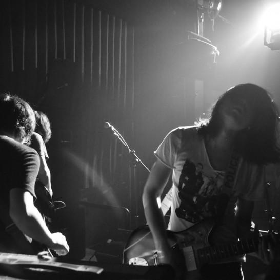 逆耳乐队,2012