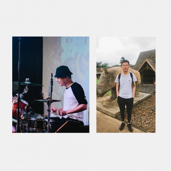 new drummer weiting join fayzz