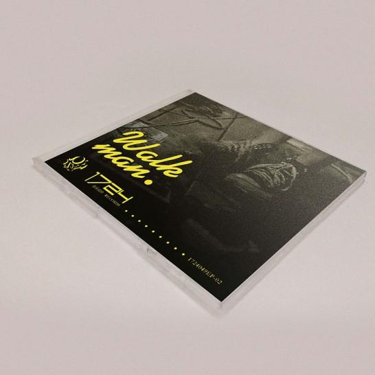 预览图片-Fayzz单曲唱片《Walk man》