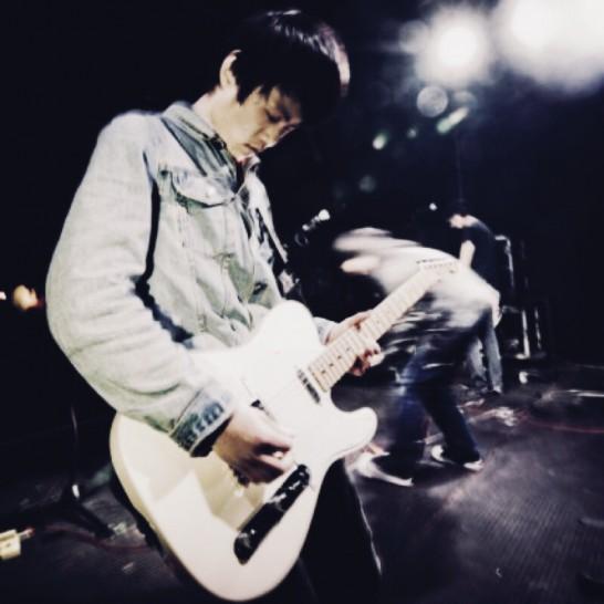 刘峥嵘,时过夏末乐队新吉他手